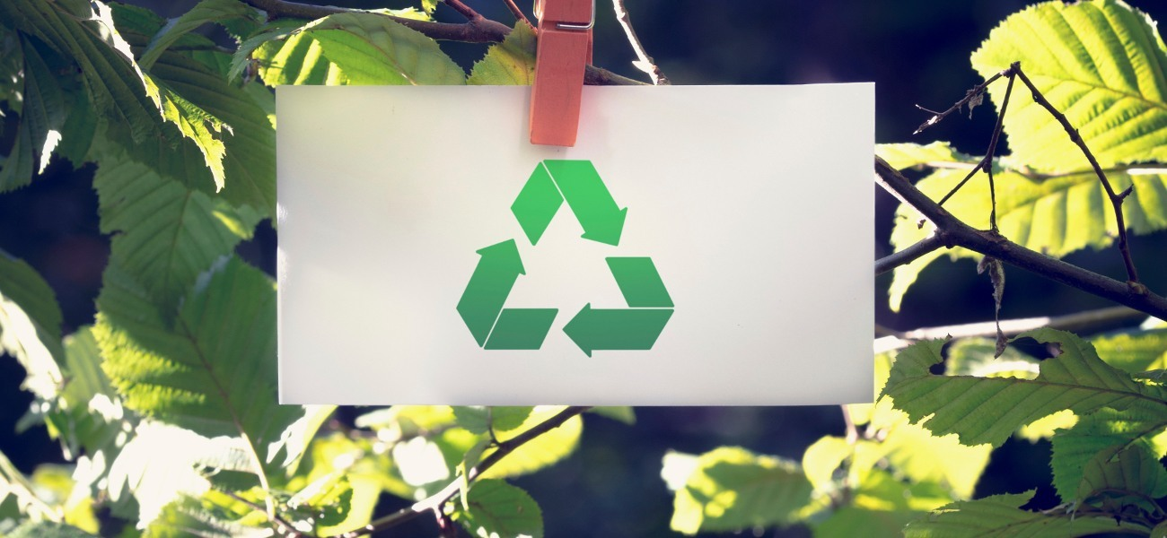 recyclage feuille papier